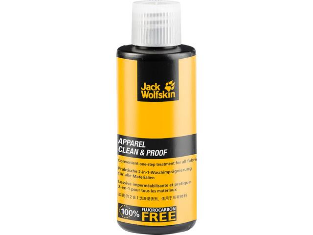 Jack Wolfskin Apparel Clean & Proof 60 Agent d'imprégnation 60ml